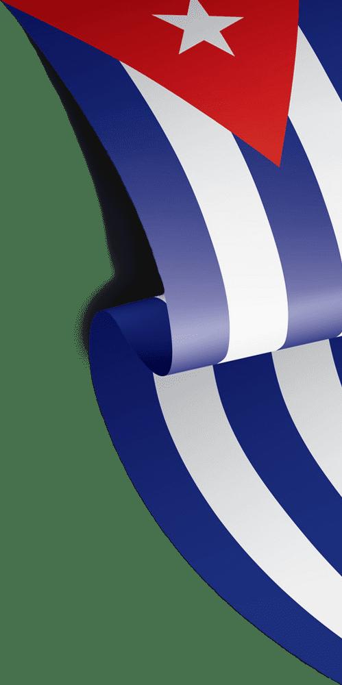 Cuba flag titul vpravo 499 x1000 se stínem zachovat detaily